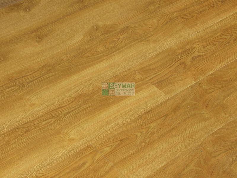Tarima vinilica click PVC Roble Balter