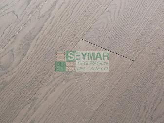 Parquet flotante 1 lama Roble Mar Grey